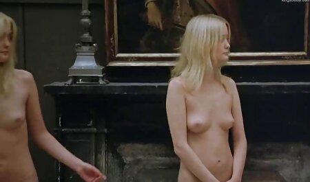 Sexy Blondine deutsche sexfilme ansehen macht mehrere Schwänze